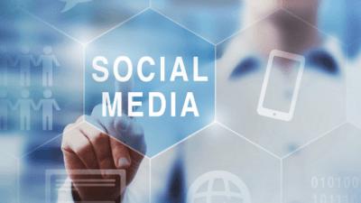 social media for healthcare